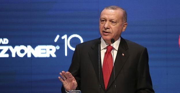 Cumhurbaşkanı Erdoğan: Fibere engel olan karşısında beni bulur