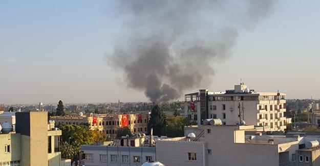 Kamışlı kent merkezinde 3 ayrı patlama meydana geldi