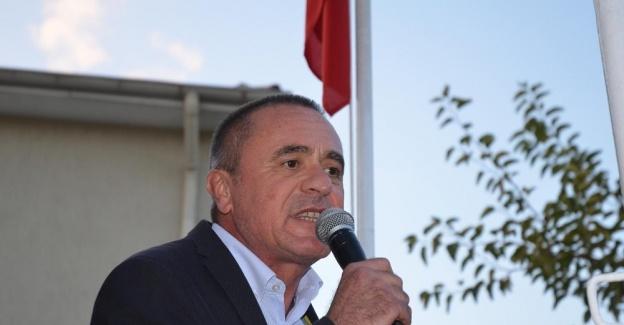 Kuşadası CHP'de Mehmet Gürbilek, adaylığını açıkladı