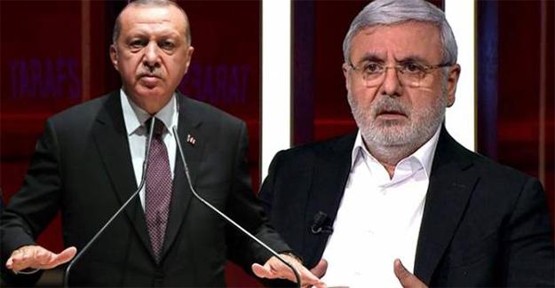 Mehmet Metiner, Erdoğan'a iki ismi görevden alması için çağrıda bulundu