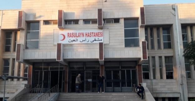 Resülayn Hastanesi patlayıcı tuzaklarından temizlendi