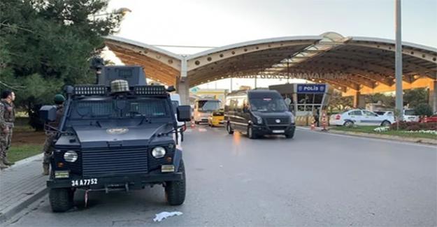 Sabiha Gökçen Havalimanı'nda silah sesleri!