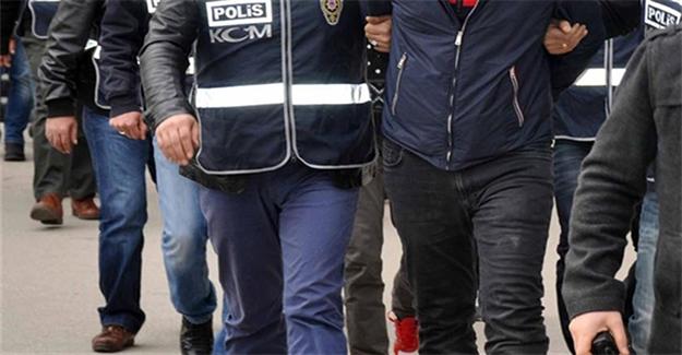 FETÖ'ye operasyon! 25 kişi tutuklandı