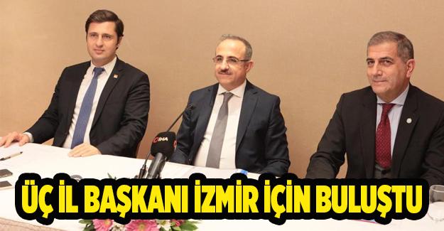 Türkiye'ye örnek il başkanları zirvesi