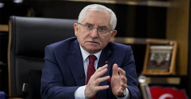 YSK Başkanı Güven'den seçim sistemi açıklaması
