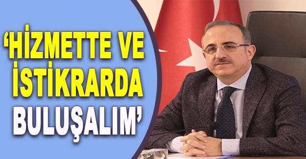 AK Parti İzmir İl Başkanı Kerem Ali Sürekli'den davet!