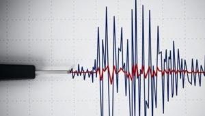 Manisa'da 5,5 büyüklüğünde deprem