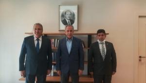 Başkan Çerçi'den Ankara Çıkarması