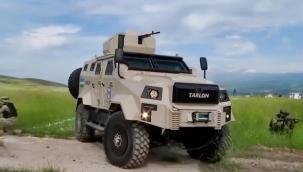 Özbekistan, ilk askeri aracını üretmeye başladı