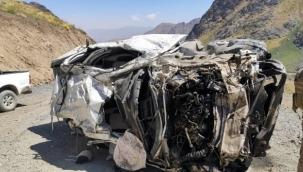 Valilik'ten kaza açıklaması