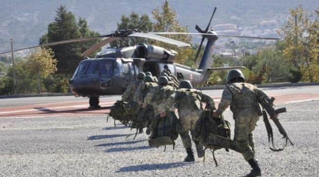 """İçişleri Bakanlığı: """"Yıldırım-10 Norduz Operasyonu başlatıldı"""""""