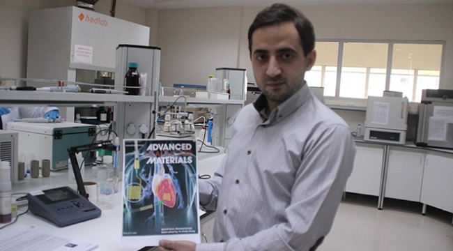 Türk bilim insanı yapay organları gerçeğe bir adım daha yaklaştırdı