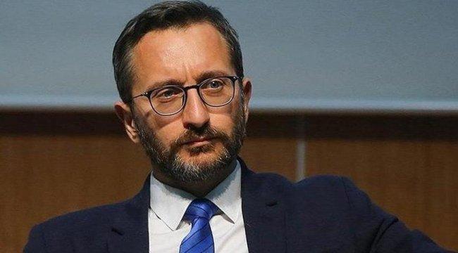 Avrupa'daki çirkin söylemlere Fahrettin Altun'dan sert tepki