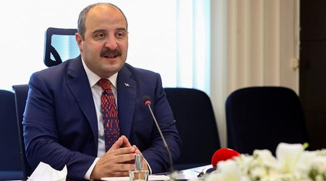 """Bakan Varank: """"Sanayide en hızlı toparlanan ülkelerden birisiyiz"""""""