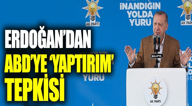 Cumhurbaşkanı Erdoğan'dan Macron, Wilders ve ABD'ye çok sert tepki