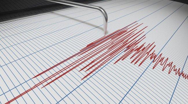 Bayburt'ta korkutan deprem