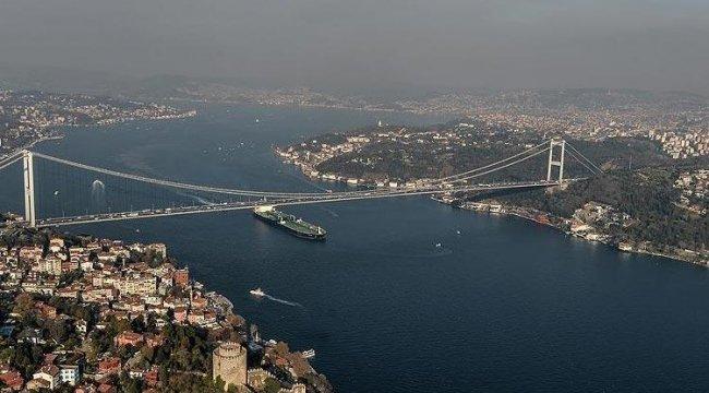 İstanbul Boğazı'nda kurtarma operasyonu