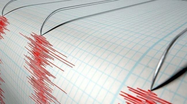Kuşadası'nda 4,5 büyüklüğünde deprem