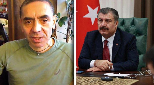Bakan Koca ile Prof. Dr. Uğur Şahin arasında kritik koronavirüs aşısı görüşmesi