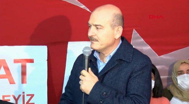 Bakan Soylu'dan Diyarbakır'da çok önemli çağrı!