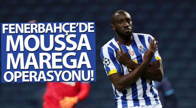 Fenerbahçe'de Moussa Marega operasyonu!