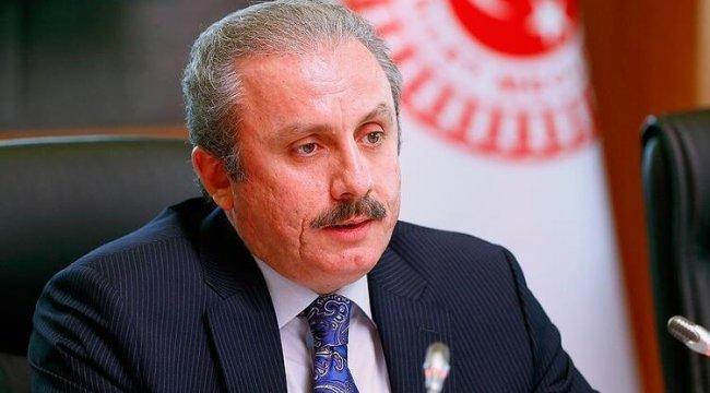 TBMM Başkanı Şentop'tan Sözcü gazetesine Ayasofya tepkisi