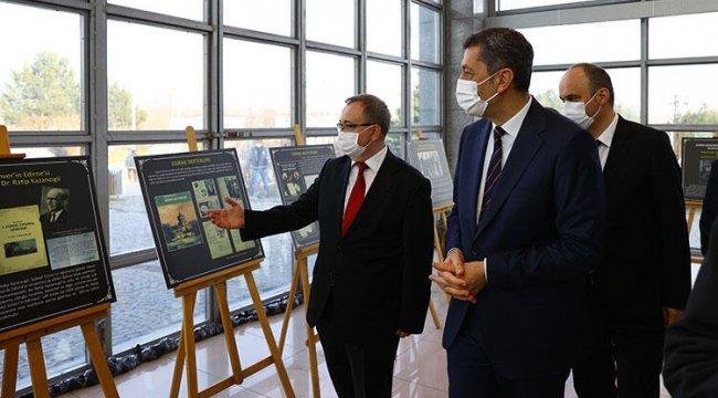 Bakan Selçuk Edirne'de ziyaretlerde bulundu