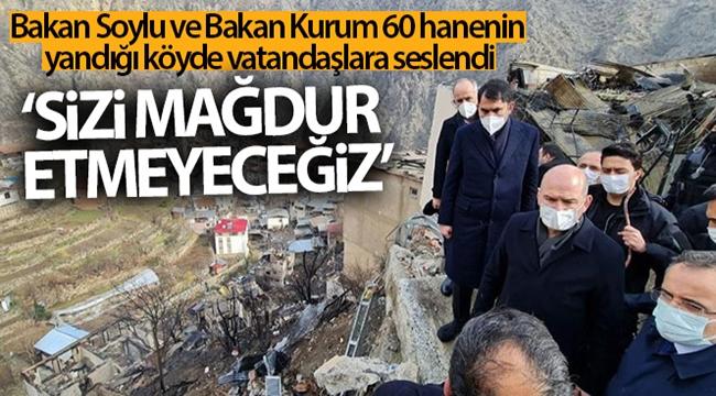 Cumhurbaşkanı Erdoğan talimat verdi! Bakan Soylu duyurdu