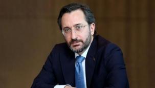 İletişim Başkanı Altun'dan '27 Nisan e-muhtıra' açıklaması