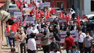 İncirlik Üssü önünde Biden protestosu!