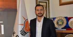 """AK Parti İl Başkanı Tanrıver, """"15 Temmuz akşamı basının gücünü tüm dünya görmüştür"""""""