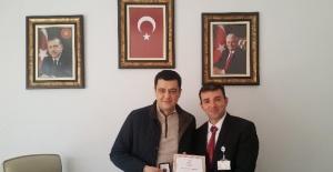 AK Parti Tire İlçe Teşkilatından kan bağışı