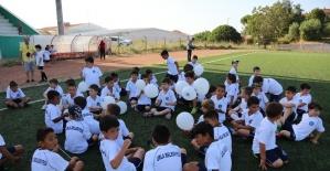 Urla Belediyesinin yaz kursları start aldı