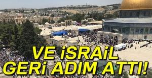 İsrail, Mescid-i Aksa...