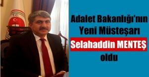Adalet Bakanlığı Müsteşarlığı'na atanan Selahaddin Menteş kimdir?