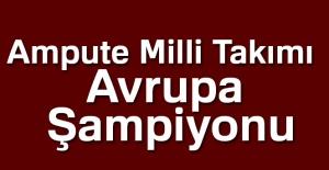 Ampute Futbol Milli...