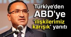 Başbakan Yardımcısı Bozdağ#039;dan...