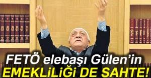FETÖ elebaşı Gülen'in...