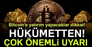Başbakan Yardımcısı Şimşek'ten Bitcoin uyarısı