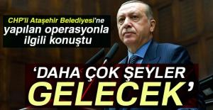 Cumhurbaşkanı Erdoğan'dan 'Ataşehir'...