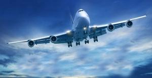 Kanada'da yolcu uçağı...