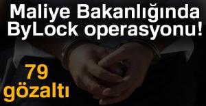 Maliye Bakanlığında ByLock operasyonu: 79 gözaltı