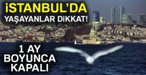 İstanbul#039;da Yaşayanlar Dİkkat!