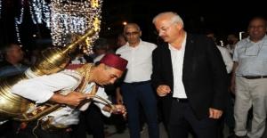 Torbalı'da Ramazan Sokağı dualarla açıldı