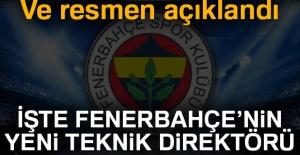 Ve resmen açıklandı! İşte Fenerbahçe'nin yeni teknik direktörü