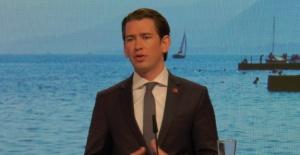 Avusturya Başbakanı'ndan küstah 'Türkiye' açıklaması