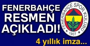 Fenerbahçe resmen açıkladı!...