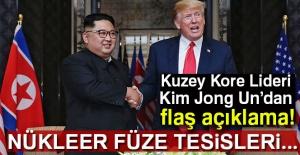 Kuzey Kore, nükleer...