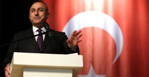 Bakan Çavuşoğlu'ndan Patroit açıklaması
