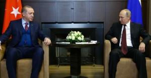 Rusya: 'Erdoğan ve Putin, Rusya'ı görüşecek'